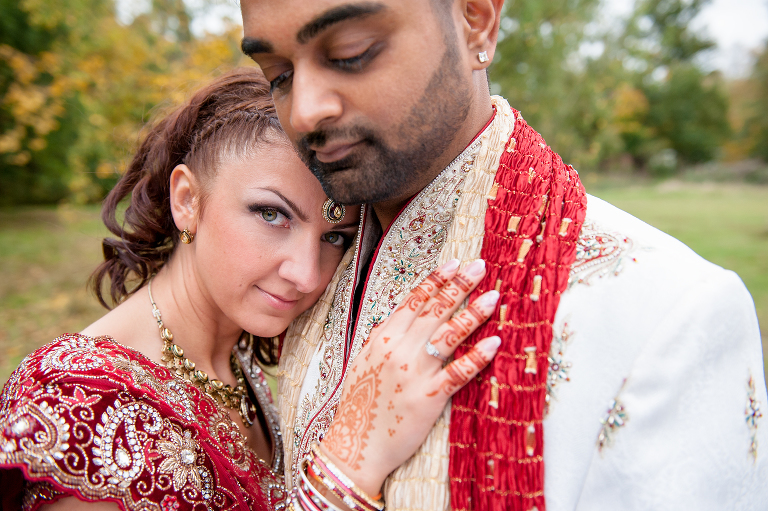 Indian wedding photographer in Epping Forest London