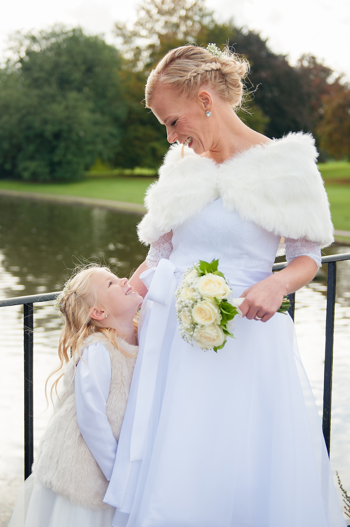 Wedding photography in St Albans